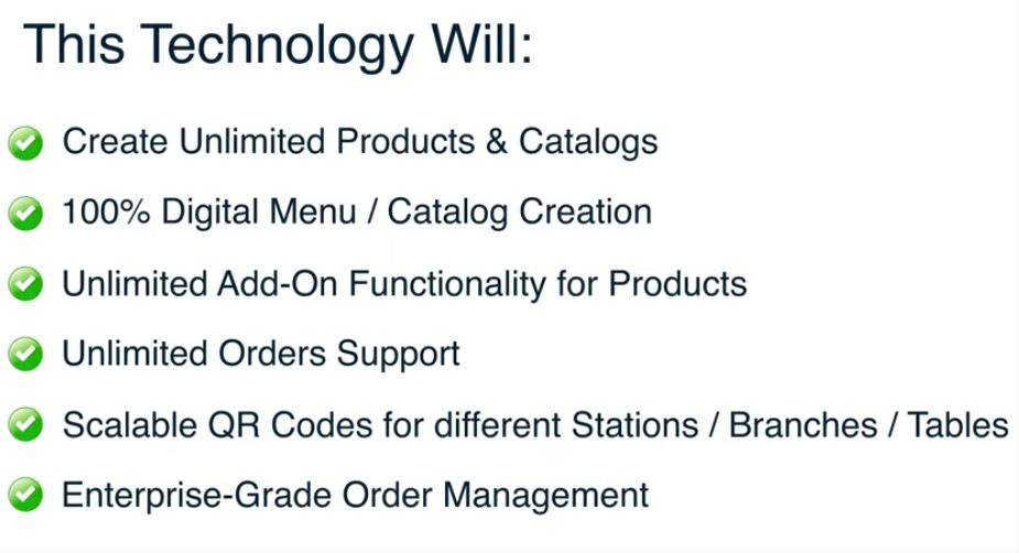 """""""Contact Free Agency - Covid-19 - Contactless Business - Features"""""""