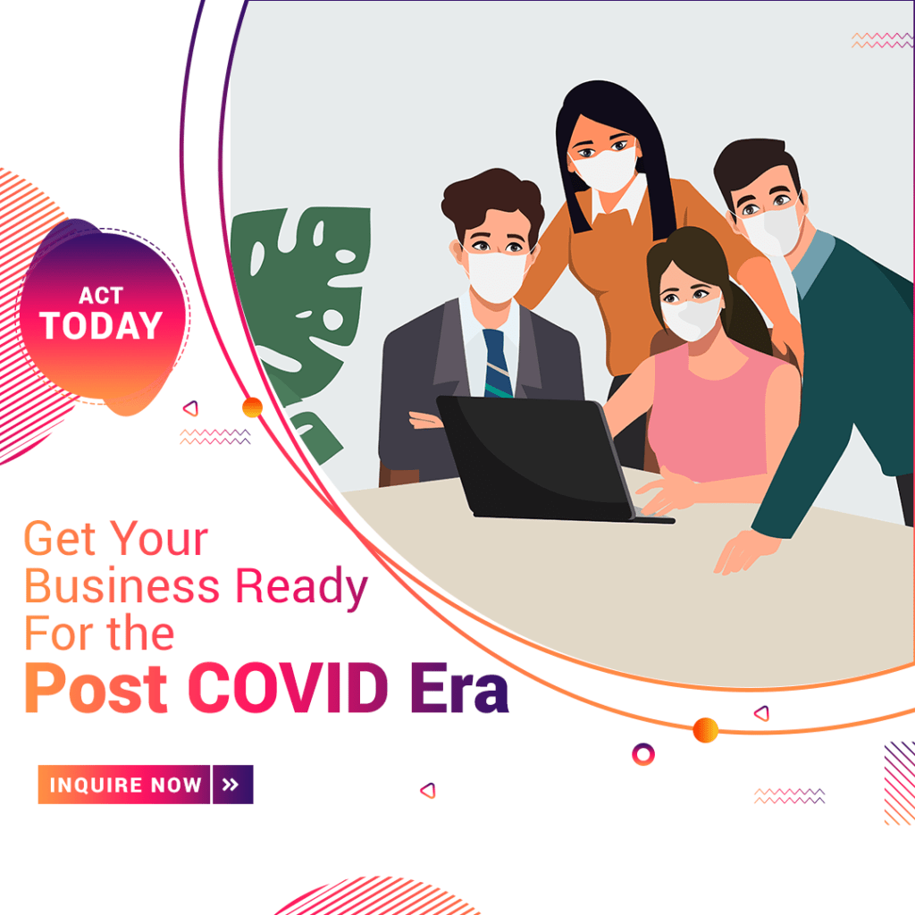 """""""Contact Free Agency - Covid-19 - Covid-19 Contactless Business Recovery"""""""